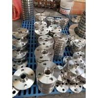 Round Plate Forged Steel Flanges 300LBS Pressure 304L Material Attached To Valve for sale