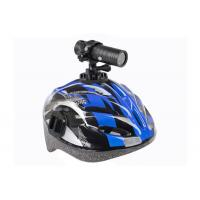 Wholesale 30 Meters Waterproof Alloy Extreme Sports Camera / Helmet Action Camera for Diving and Riding from china suppliers
