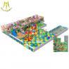 Buy cheap Hansel kids indoor playground equipment children's play mazes from wholesalers