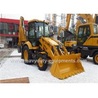 Wholesale 1800kg SDLG Backhoe Loader B877 Equipment For Road Construction Low Fuel Consumption from china suppliers