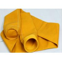 Wholesale Needle felt micron P84 filter fabric industrial dust collector filter bags from china suppliers