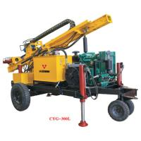Wholesale 300m Mud Pump And Crawler Hydraulic Crawler Dril , Well Drilling Rig from china suppliers