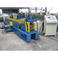Wholesale Mitsubishi PLC Cold Metal Roll Forming Machines For Shutter Door from china suppliers