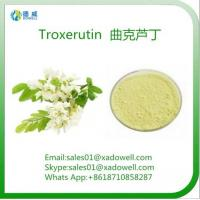 Buy cheap Top Quality Wholesale Product   Best Price   Sophora japonica Extract Troxerutin from wholesalers