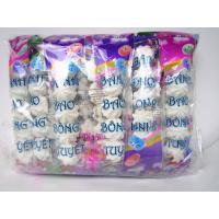 China Bread Shape White Colored Marshmallow Candy 5pcs In One Bag OEM on sale