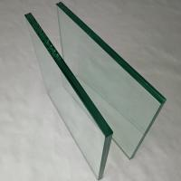 Buy cheap High quality 6.38mm 8.38mm10.38mm12.38mm plain laminated glass prices from wholesalers