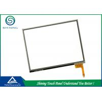 Wholesale Touch Screen Panel Cover Glass With Four Wire , Glass Capacitive Touch Screen from china suppliers