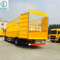 Wholesale Double Containers Promo Sino Semi Trailer Trucks Low Bed3 AXLES from china suppliers