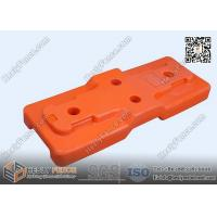 Buy cheap 600x230x90mm HDPE 5502 UV treated Plastic Base for Temporary Fencing from wholesalers