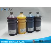 Wholesale Disperse Dye Sublimation Printer Ink for Epson DX-5 / DX-7 Print Head from china suppliers