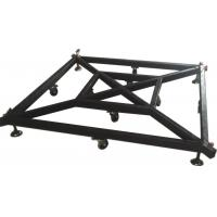 Wholesale 1.8m*1.8m Large Lighting Truss Accessories Black Truss Basement For Speaker Truss from china suppliers