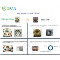 Wholesale High Speed Silent Inline Fan , Silent Inline Extractor Fan For Public Places from china suppliers