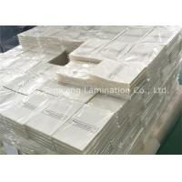 Quality Thermal Transparent Lamination Film Polyester A5 Laminating Pouches 3 Mil for sale