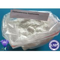 Wholesale Real Bodybuilding Anabolic Steroids Testosterone Cypionate CAS 58-20-8 from china suppliers