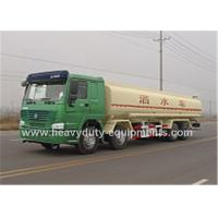 Wholesale SINOTRUK 8X4 30CBM water truck sprayer 16t rear axle load capacity from china suppliers