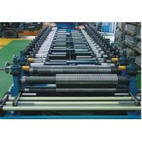 Buy cheap 18 Forming Stations Automatic Double Layer Roll Forming Machine With PLC Control from wholesalers