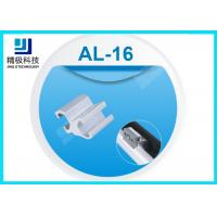Wholesale Drawer Connector Pipe Fixator Aluminum Tubing Joints For Workbench AL-16 from china suppliers