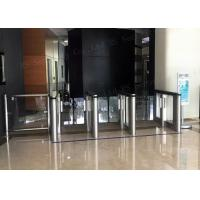 Wholesale Pedestrian Access Control Speed Gates Fastlane Swing Barrier Ir Sensor from china suppliers