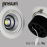 Wholesale high quality 125mm wide cutout 20w LED ceiling downlight with CE RoHS SAA certificates for whole light from china suppliers
