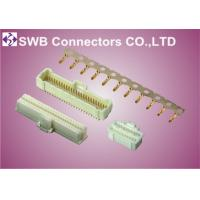 Wholesale Automotive Wire to Board Connectors , Right Angle 20 pin - 50 pin Connector 1mm from china suppliers