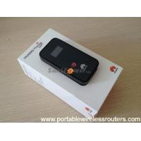 Wholesale Huawei E586E 21Mbps Pocket Wifi Router 3G High Speed OLCD Screen from china suppliers