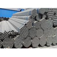 Wholesale Hot Rolled Q235 48mm Galvanised Steel Tube With Welding Or Thread Connection from china suppliers