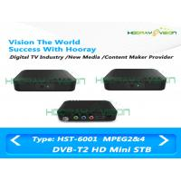 Wholesale Wireless Mini H 264 Set Top Box STB Receiver HDMI Mpeg2 Video Decoder High Definition from china suppliers