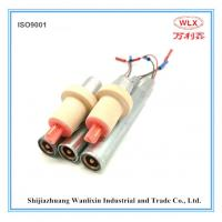 China Supply Disposable Thermocouples for Molten Copper With Copper Cap