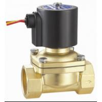 Wholesale Two Way Liquid Solenoid Valve Direct Acting Solenoid Valve Normally Closed 2 Inch from china suppliers