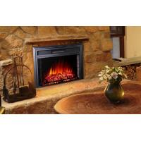 Wholesale 26 inch flat insert electric fireplace heater  F2625A  LED flame for RV,Living room from china suppliers