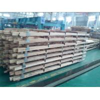 Quality 304 / 304L / 321 / 316L Hot Rolled Steel Sheet , 3mm - 8mm Chequered Floor Plate for sale