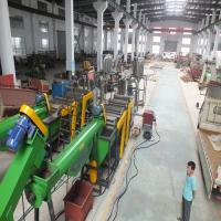 Wholesale 300 - 2000KG/H Output Plastic Waste Washing Recycling Machine For PET Bottle / PET Scrap from china suppliers