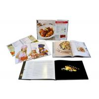 Wholesale Brilliant Credible Hardcover Dessert Recipe Cook Book Printing Service from china suppliers