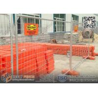 Wholesale Removable Temporary Fence Panels for construction site | 2.0m height by 2.5m width from china suppliers