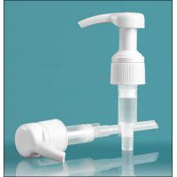 Buy cheap SGS 18 410 lotion pump sprayer used for cosmetic or medicine with low price and high quality from wholesalers
