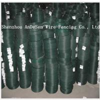 Wholesale PVC Coated Wire for plain wire mesh from china suppliers