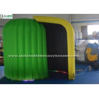 Wholesale Custom Enclosure Inflatable Photobooth Commercial Lead Free Oxford Nylon from china suppliers
