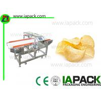 Wholesale Customized X Ray Metal Detector Food Industry Aluminum Foil Packages from china suppliers