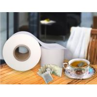 Wholesale 16.5gsm*125mm heat seal tea bag filter paper from china suppliers