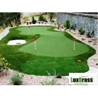 Buy cheap synthetic grass for backyard putting green from wholesalers
