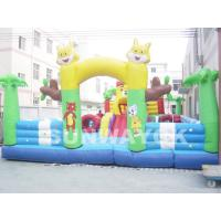 Wholesale Tom And Jerry Inflatable Fun City , cartoon commercial inflatable fun world from china suppliers
