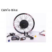 Wholesale High Efficiency Electric Bicycle Components , Electric Road Bike Conversion Kit from china suppliers