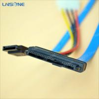 Wholesale SFF-8484 29PIN SAS TO SATA cable with advanced 4pin from china suppliers