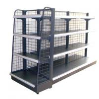 Wholesale Commercial Wire Rack Storage Shelves , Metal Wire Shelving 0.8mm Top Cover from china suppliers