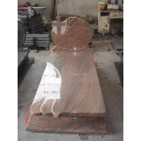 Buy cheap Granite Gravestone from wholesalers