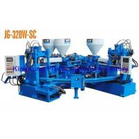 Wholesale 3 Colors PVC Jelly Sandal Footwear Making Machine / Injection Molding Machine from china suppliers
