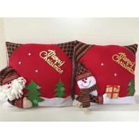 Wholesale Christmas Pillow Covers Christmas Throw Pillows Christmas Pillow Manufacturer from china suppliers