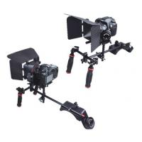 Wholesale New dslr rig kit with matte box+follow focus+Counterweight from china suppliers