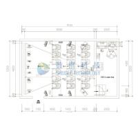Wholesale Customized 4D Cinema System Layout Design , Movie Theater Design from china suppliers