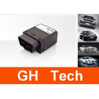 Wholesale 850/900/1800/1900 MHz Portable OBD2 GPS tracker for car produced after year-2000 from china suppliers